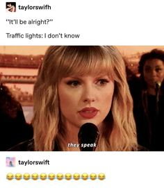I love how much Taylor is embracing these traffic lights memes Taylor Swift Meme, Long Live Taylor Swift, Taylor Swift Pictures, Taylor Alison Swift, Red Taylor, Katy Perry, Traffic Light, Ed Sheeran, Celebs
