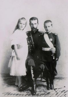 """Imperial Russia, """"By the Emperor's order my uncle had been made our..."""
