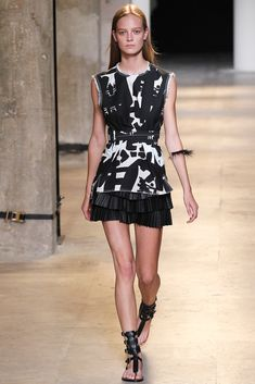 Isabel Marant Spring 2015 Ready-to-Wear - Collection - Gallery - Look 1
