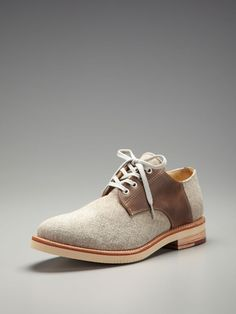 Walk-Over Joseph Woven Saddle Shoes