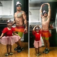 Fatherhood.... You're doing it right!