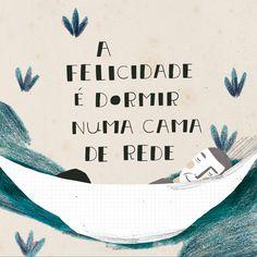 La felicidad es dormir en una hamaca y que sea muy Brasilchic...Visítanos en www.brasilchic.net