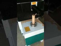 Vertical CNC Wood lathe for large diameter - YouTube Cnc Wood Lathe, Youtube, Youtubers, Youtube Movies