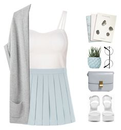 """""""we are the reckless, we are the wild youth"""" by intanology on Polyvore featuring Maison Scotch, Nly Shoes, Organic by John Patrick, Chen Chen & Kai Williams, women's clothing, women, female, woman, misses and juniors"""