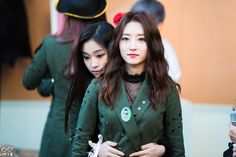 DREAMCATCHER - Gahyeon + SuA