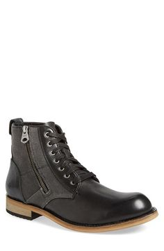 Andrew Marc 'Forest' Plain Toe Boot (Men)