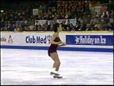 ▶ Michelle Kwan - 2000 World Figure Skating Championships - Long Program - YouTube