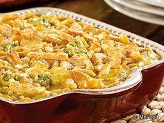 Chicken Divan Casserole   mrfood.com