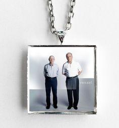 Twenty One Pilots - Vessel - Album Cover Art Pendant Necklace