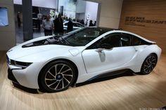 2015 BMW i8 - Coupe/Hatchback