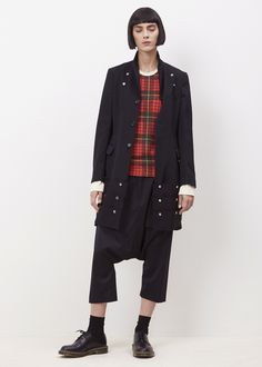 Comme des Garcons Shoulder Jacket (Black)