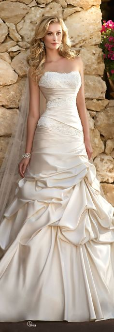 Vestidos de novia de ensueño