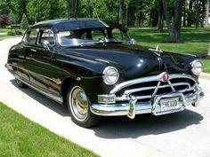Classic Car Garage, Classic Cars, The Quiet American, Hudson Car, Hudson Hornet, American Motors, Classic Motors, Car Advertising, Unique Cars