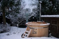 Frank aus Mittelbach, Deutschland - Hot Tub Backyard, Garden Design Plans, Landscape Plans, Garden Landscaping, Landscaping Ideas, Garden Planning, Hot Tubs, Outdoor, Bathing