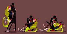 Villainous/Villanos es una serie de cortos animados co-producida entr… #random #Random #amreading #books #wattpad