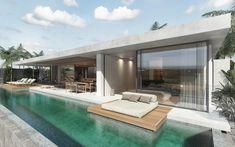 Studios Architecture, Interior Architecture, Tenerife, Dream Home Design, House Design, Santorini Luxury Hotels, Swimming Pool House, Modern Villa Design, Interior Design Work