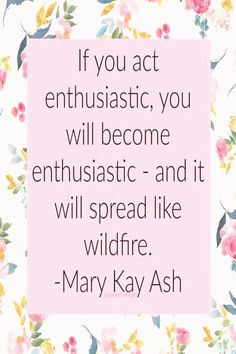 #Mary #kay #ash #contagious #enthusiam Wise words of wisdom from Mary Kay Ashbrp classfirstletterwisdom and The maximum exquisitely photograph at PinterestpA quality figure can tell you many things You can find the utmost tastefully photo that can be presented to you about words in this account When you look at our dashboard there are the biggest liked pieces with the highest count of 111 This icon that will affect you should also provide you with information about itblockquote When you read… Mason Jar Gifts, Mason Jars, Mary Kay Ash, Mascara Review, Wise Words, Told You So, Presents, Place Card Holders, Wisdom