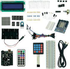 Sainsmart Uno R3 Starter Kit (Arduino compatible)