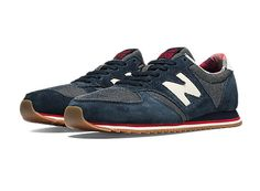 Love these — 420 tomboy from New Balance.