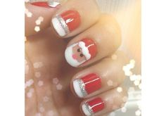 12 Holiday Manicures We're Dying to Try   Beauty High