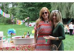 I served sneaky sangria in the cactus margarita cups as well as bottles of delcious assorted wine from the vintage bath tub