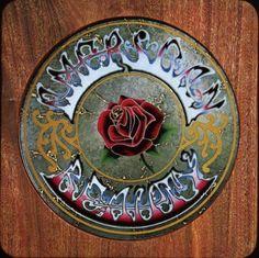 Grateful Dead American Beauty AlbumCover