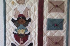 Reyes Magos patchwork