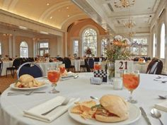 Gorgeous event space in the heart of Downtown Augusta.  Beautiful views of the Savannah River.