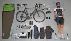 Transcontinental gear