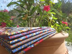 The Quiltmaker's Gift fabrics