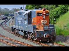 WHY TRAINS BLOW their horns - Hear the blasts,bells, signals! - YouTube