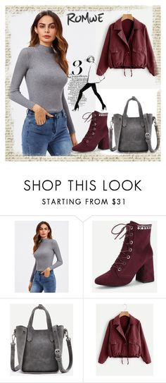 """""""Romwe5"""" by adelisa56 ❤ liked on Polyvore featuring Garance Doré"""