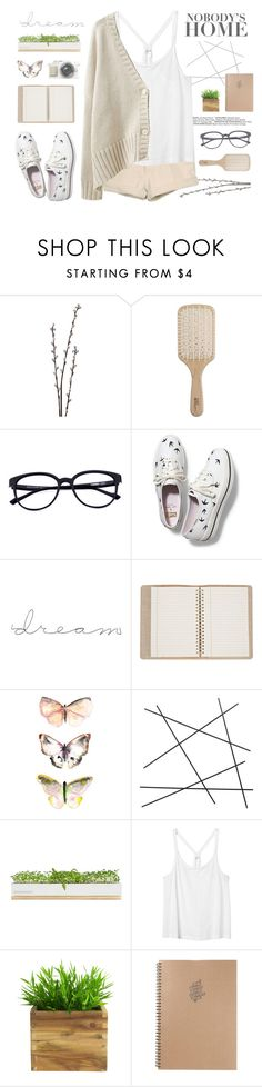 """""""Carry On"""" by alexandra-provenzano ❤ liked on Polyvore featuring Linea, Philip Kingsley, Keds, Levi's, Barneys New York, CB2, Bambeco, Monki, Acne Studios and women's clothing"""