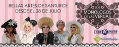 """No te pierdas """"Los Monólogos de las Verijas"""" presentándose del 28-30 de julio en el CBA de Santurce. Boletos https://tcpr.com/es-PR/shows/los%20monologos%20de%20las%20verijas,%20san%20juan/events?utm_content=buffer0403b&utm_medium=social&utm_source=pinterest.com&utm_campaign=buffer"""