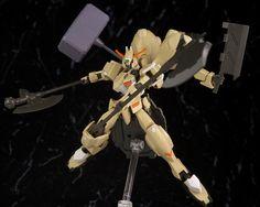 GUNDAM GUY: HG 1/144 Gundam Gusion Rebake - Review by Hacchaka