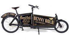 Benny Gold – Cargo Bike