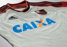 Flamengo 2014 adidas Away Jersey