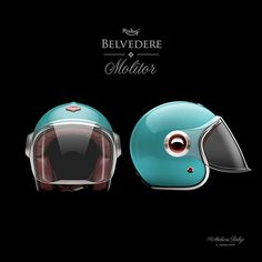 LES ATELIERS RUBY 5TH ANNIVERSARY HELMETS – THE FULL FACE CASTEL