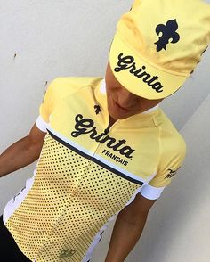 Good to see those @grinta.cc threads out and about. #Repost @stackatz #cyclingjersey #cyclingkit #cyclingapparel #cycling #cyclingstyle #newkitday #instacycling #kitspiration #kitdoping #wtfkits  #bikejersey  #ciclismo #cyclingfashion #cyclinglife ・・・ Tres Bien 😍🚴🏼♀️ @grinta.cc #newkitlove #cyclingkits #francais