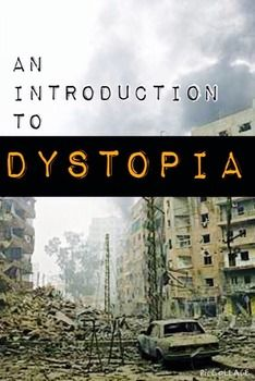 Dystopia is the hottest genre on the market right now - especially for teens. If you're teaching high school English, you should probably be teaching dystopia! This product contains FOUR lessons that introduce the genre of dystopia to students. These four lessons are Common Core aligned with targets, highly rigorous, collaborative, and develop serious critical thinking. If you're planning on tackling Fahrenheit 451, The Hunger Games, 1984...