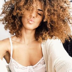 Tag this curly beauty!!!   Respect  Restore  Replenish  Puretropix.com #puretropix #curls #curly #curlyhair #natural #naturalhair #beauty #health #heathy #hair #style #fashion #coconutoil #skincare #organic #naturalskincare #natural #ingrownhair #cleaneating #tomford #healthyliving #health #fruit #teamnatural #ingrownhairs #Carib
