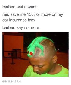 [IMG] Funny V, Funny Pins, Tumblr Funny, Hilarious, Funny Hair, Barber Say No More, Barber Memes, People Failing, Pokemon One