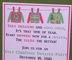 So want to do this. I think if add in a white elephant gift exchange too!!!