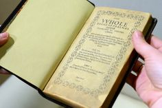 A 373-year-old book, believed to be the first printed in N.A., sold at auction for a whopping $14.1 million. The volume of Psalms is one of just 11 known copies of the estimated 1,700 books printed by the Massachusetts Puritans.  The $14.1 million price tag set a record for a book sold at auction, besting John James Audubon's Birds of America, which sold for $11.54 million in 2007 (about $12.39 million today). - The Daily Beast 11-27-2013
