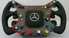 What Do All of Those Buttons & Dials on a Formula One Steering Wheel Do? - Core77