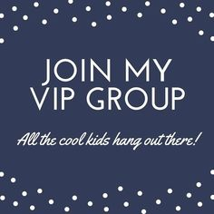 Love Scentsy?  Want to stay up to date on the latest products?  Need to know when specials & sales are happening?   Yes, yes, & YES?!  Perfect!!! Join my Scentsy VIP group to stay up to date with all things Scentsy!! ✨  https://www.facebook.com/groups/169930780013129/