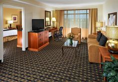 Our Executive Suites offer twice as much space as our standard rooms, include a Micro Fridge and some offer private balconies.
