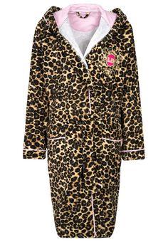 Little Diva Szlafrok leopard