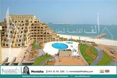 Beach front Brand New studio apartment available for sale   7Emirate