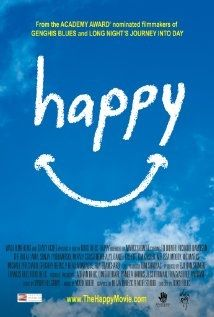 This documentary, which talks about what ACTUALLY makes people happy, makes me happy :)